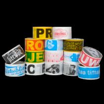 LogoTape - Kleine oplage geprinte tape
